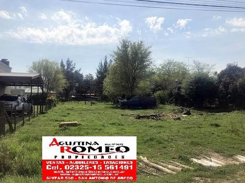 Imagen 1 de 1 de Venta Terreno En Villa Lia, San Antonio De Areco