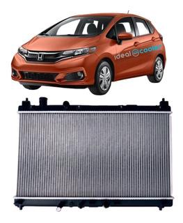 Radiador Honda Fit 2014 2015 2016 2017 Automático