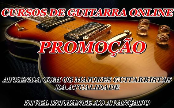 7 Cursos De Guitarra Online + 4 Brindes