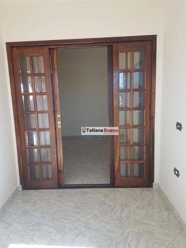 Imagem 1 de 18 de Sobrado Com 3 Dormitórios À Venda, 160 M² Por R$ 750.000,00 - Jardim Uirá - São José Dos Campos/sp - So0295