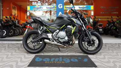 Kawasaki Z 650cc Abs 0km Garantia Fábrica 1 Ano