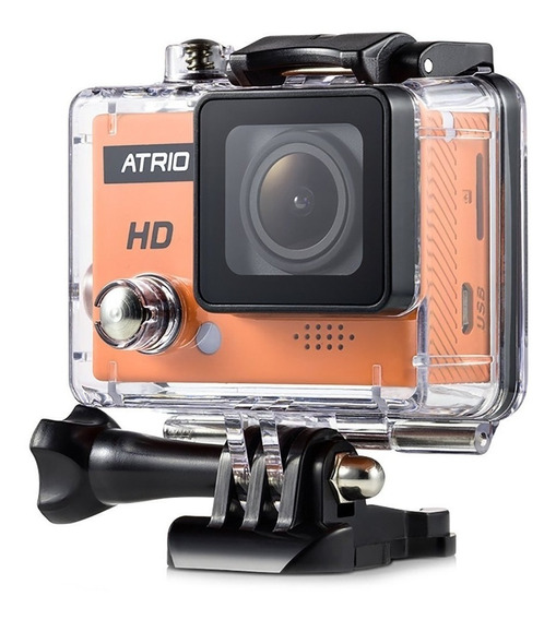 Câmera De Ação Atrio Fullsport Hd A Prova D