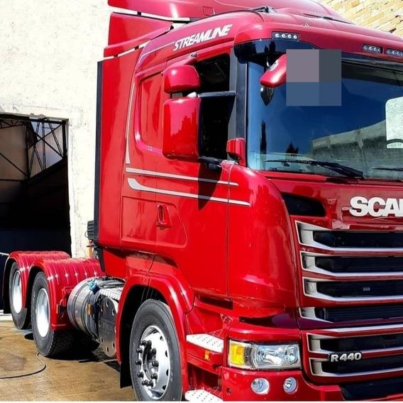 Scania R440 Streamline Automatica