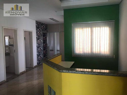 Imagem 1 de 23 de Prédio Para Alugar, 142 M² Por R$ 5.500,00/mês - Vila Partenio - Mogi Das Cruzes/sp - Pr0013