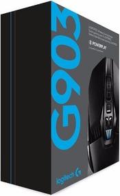 Mouse Gamer Sem Fio Logitech G903 - Sucessor G900