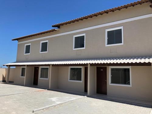 Excelentes Casas Duplex Em Jardim Atlântico - Itaipuaçú !!!!