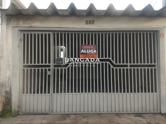 Casa Com 03 Dormitorios E 01 Vaga De Garagem - Jd Veloso - 11634