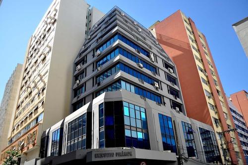 Sala No Centro De Florianópolis! - 3361