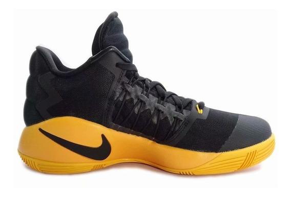 Nike Hombres Hyperdunk 2016 Bajo Ep Zapatos Baloncesto Negro
