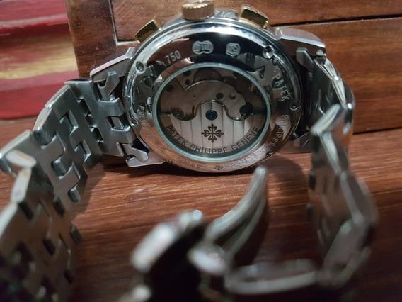 Réplica Relógio Feminino Patek Philippe Semi Novo