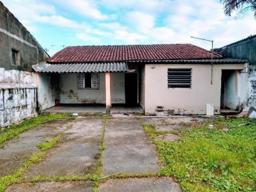 (ref: 5328) Casa- Itanhaém/sp - Jardim Corumbá