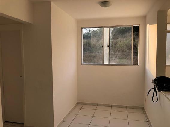 Apartamento Em Campo Grande, Rio De Janeiro/rj De 50m² 2 Quartos À Venda Por R$ 130.000,00 - Ap397251