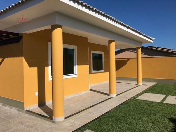 Casa A Venda No Bairro Itaipuaçu Em Maricá - Rj. - 74-1