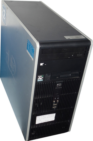 Cpu Hp Dc5750 Amd 64 Dual Core 2.20ghz, 4gb Ddr2, Hd 160gb