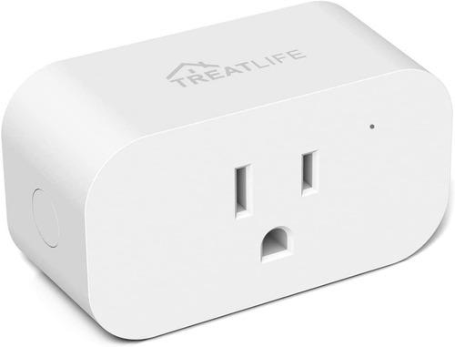 Toma O Enchufe Inteligente Wifi Smart Plug
