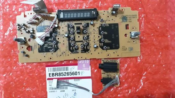 Placa Display Som Lg Cj65- Cj44 Ebr8565601