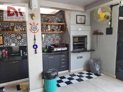 Imagem 1 de 14 de Casa Com 4 Dormitórios À Venda Por R$ 1.800.000,00 - Condomínio Village Taubaté - Taubaté/sp - Ca0024