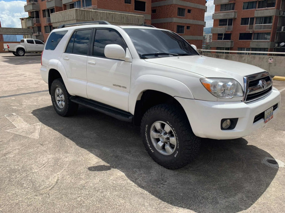 Toyota 4runner Límited 4wd