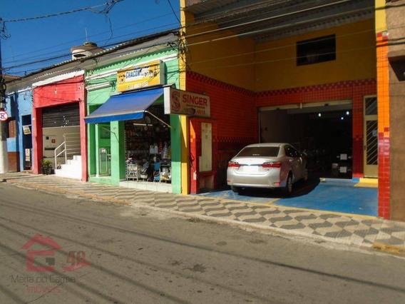 Apartamento Com 1 Dormitório Para Alugar Por R$ 600,00/mês - Centro - Cotia/sp - Ap0496