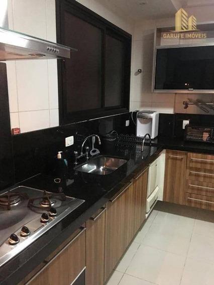 Apartamento Com 3 Dorms À Venda, 114 M² Por R$ 750.000 - Vila Adyana - São José Dos Campos/sp - Ap1242