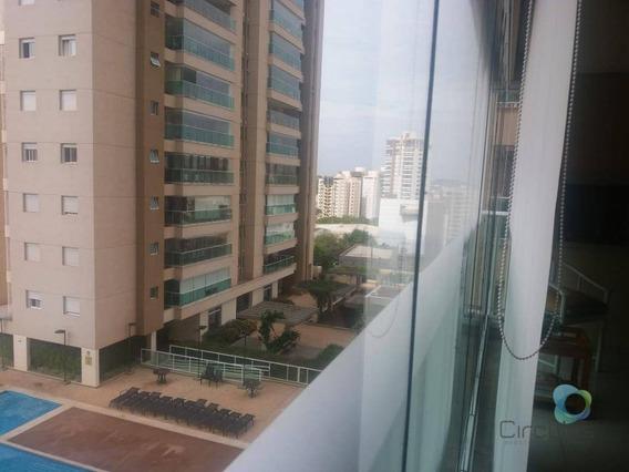 Apartamento Com 3 Dormitórios À Venda, 108 M² - Bosque Das Juritis - Ribeirão Preto/sp - Ap2465