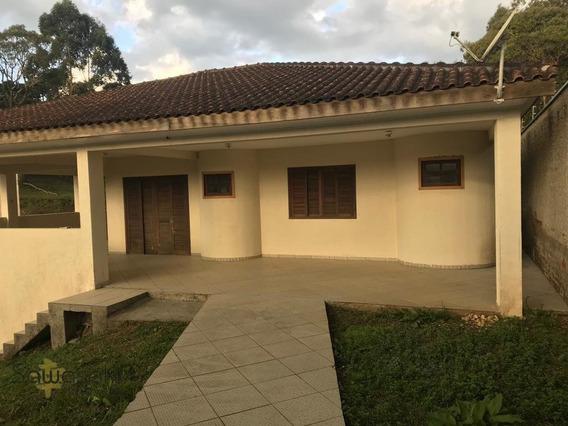 Casa Para Alugar No Bairro Planta São Tiago Em Piraquara - - 7246-2