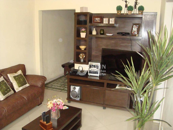 Casa Residencial À Venda, Centro, Niterói. - Ca0057