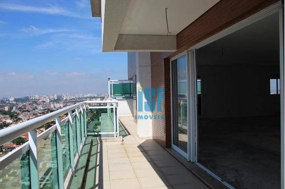 Cobertura Com 4 Dormitórios À Venda, 298 M² Por R$ 2.200.000 - Adalgisa - Osasco/sp - Co0836. - Co0836