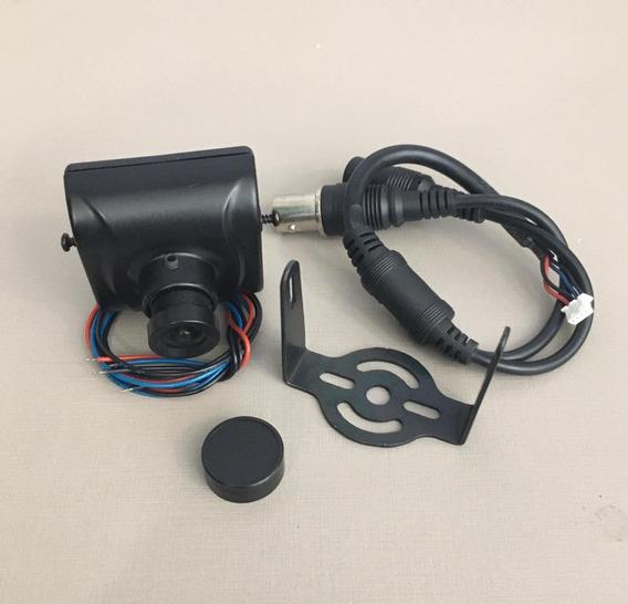 Câmera Micro Hm54 D&n (ccd Sony Super Had Ii) Hdl