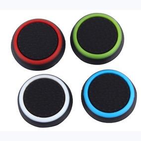 2 Pares Grip Borracha Para Controle Ps4,ps3,ps2,xbox360-one