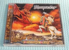 Cd Rhapsody ¿ Legendary Tales