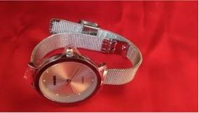 Relógio Feminino Original Relogio De Luxo Mulheres Exigente.