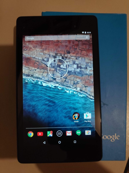 Tablet Nexus 7 Asus 2013 2ª Geração 32gb 7