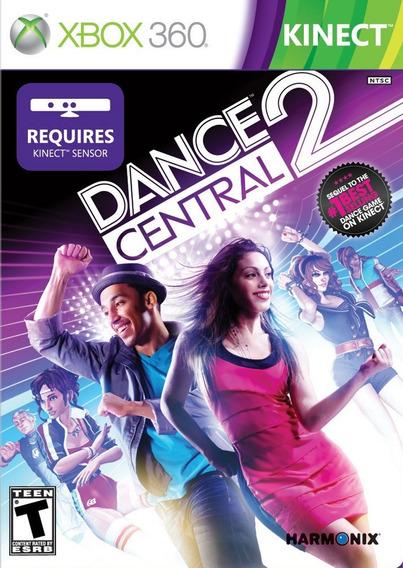Dance Central 2 Mídia Digital 25 Dígitos Baixa Direto Live