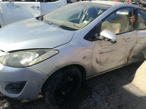 Mazda 2 Año 2008-2014 Sedan 1.5 Mecanico En Desarme