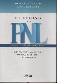 Coaching Con Pnl Joseph O´connor - Andrea Lages U06440