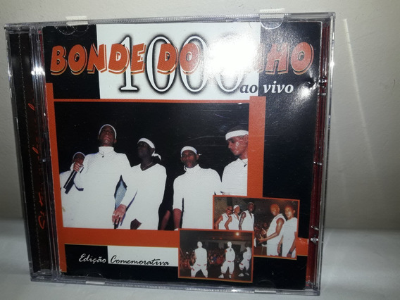 Cd Bonde Do Vinho 1000 Ao Vivo