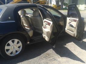 Lincoln Continental Año 2001 Automatico