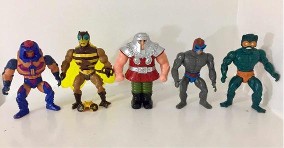 Lote De Bonecos Coleção He-man Motu Vintage Anos 80 Estrela!