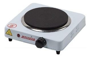 Anafe Electrico 1 Hornalla Brogas 1000 Watts An-01-p