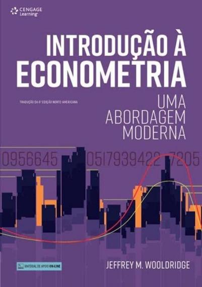 Introducao A Econometria - Uma Abordagem Moderna - Traduca
