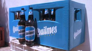 Cajones De Cerveza Vacias Brahma Y Quilmes