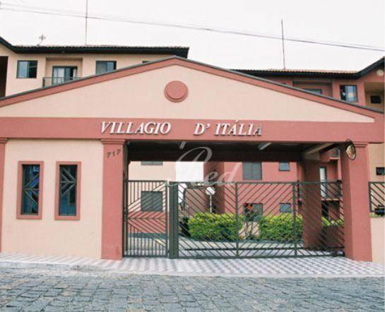 Apartamento No Condomínio Villagio D Itália - Suzano - Ap1732