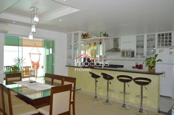 Casa Residencial À Venda, Residencial Imigrantes, Nova Odessa. - Ca0600
