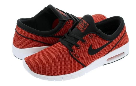 Zapatilla Nike Sb Estefan Janoski Max Hombre Original Textil