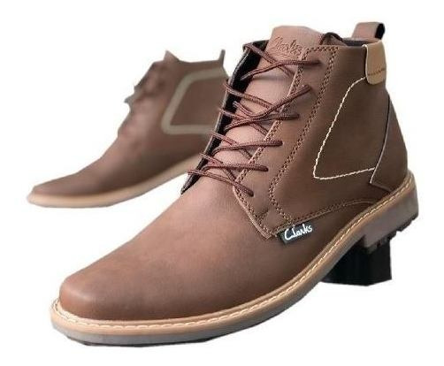 Libre Mercado En Botas Hombre Venezuela Caballeros Clark Zapatos q5jR43AL