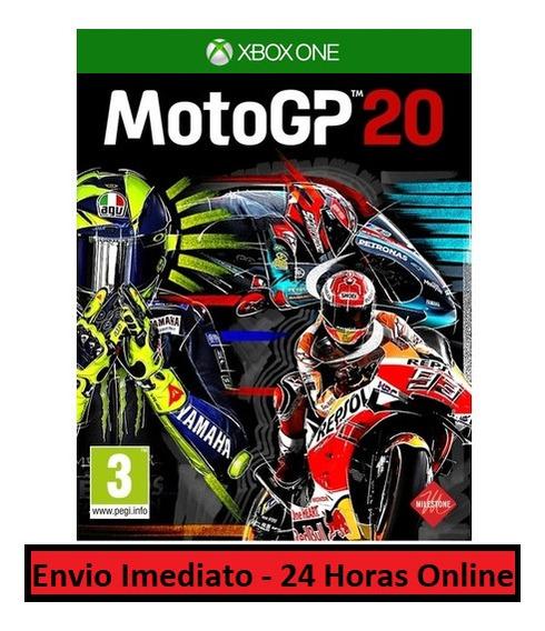 Moto Gp 20 Jogo + Todas Dlcs - Midia Digital