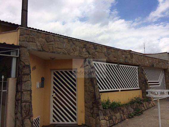 Casa Residencial À Venda, Jardim Nova Alvorada, Monte Mor. - Ca0295