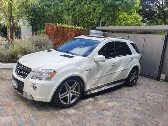 Mercedes-benz Ml 2009 6.3 Ml63 4matic Amg