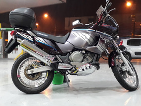 Yamaha Xtz750 Super Tenere A Melhor E Mais Bonita Do Brasil.